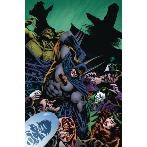 BATMAN KINGS OF FEAR 1 (VO)