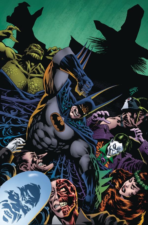 BATMAN KINGS OF FEAR 1 (VO)
