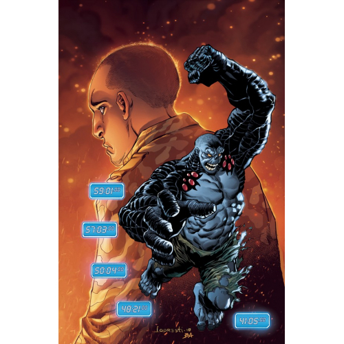 DAMAGE ANNUAL 1 (VO) (NEW AGE OF DC HEROES)