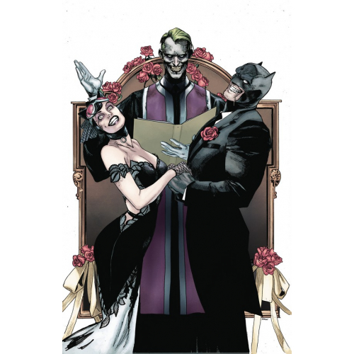 BATMAN: PRELUDES TO THE WEDDING TP (VO)