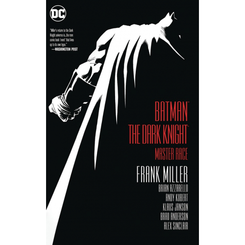 DARK KNIGHT III: THE MASTER RACE TP (VO)