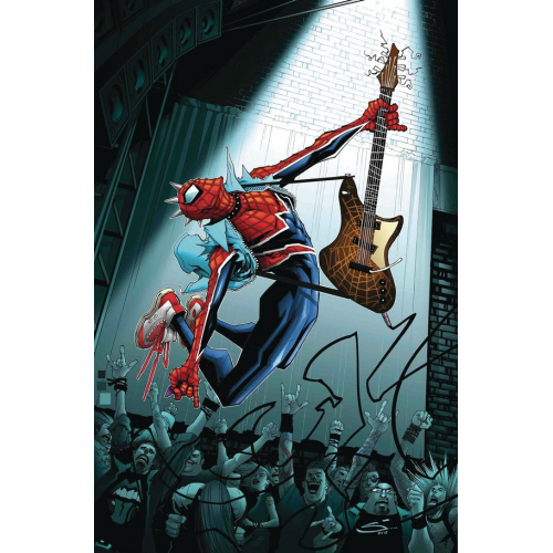 EDGE OF SPIDER-GEDDON 1 (VO)