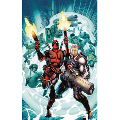 CABLE DEADPOOL ANNUAL 1 (VO)