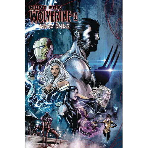 HUNT FOR WOLVERINE DEAD ENDS 1 (VO)