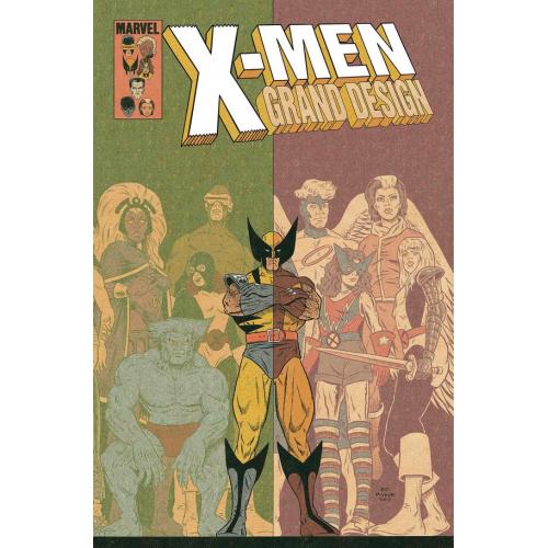 X-MEN GRAND DESIGN SECOND GENESIS 2(VO)