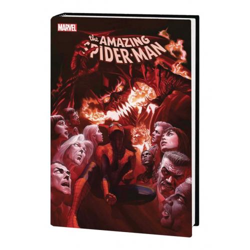 AMAZING SPIDER-MAN HC RED GOBLIN (VO)