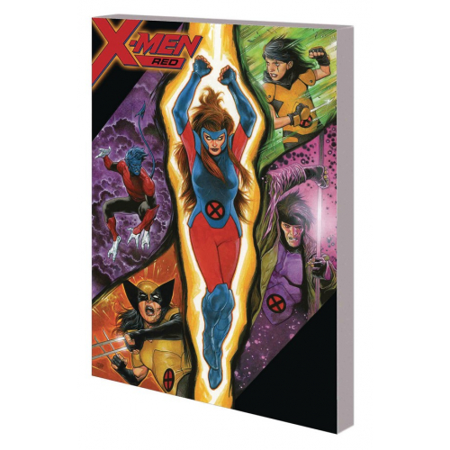 X-MEN RED TP VOL 01 HATE MACHINE (VO)