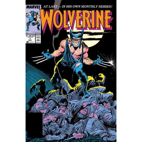 WOLVERINE SWORD QUEST 1 (VO)