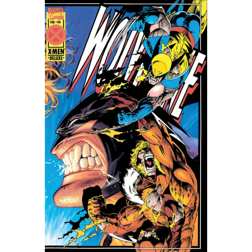 WOLVERINE DYING GAME 1 (VO)