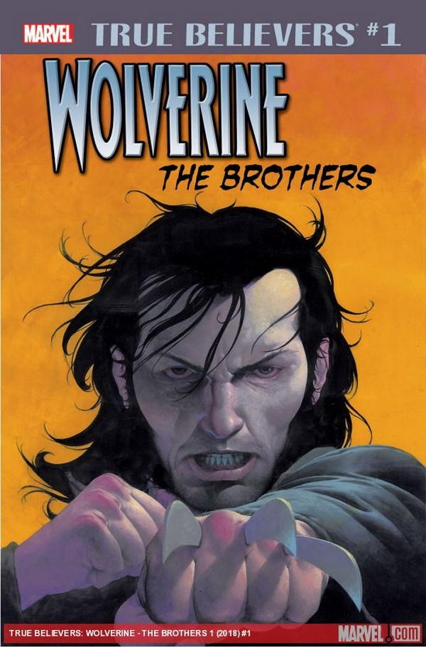 WOLVERINE THE BROTHERS 1 (VO)