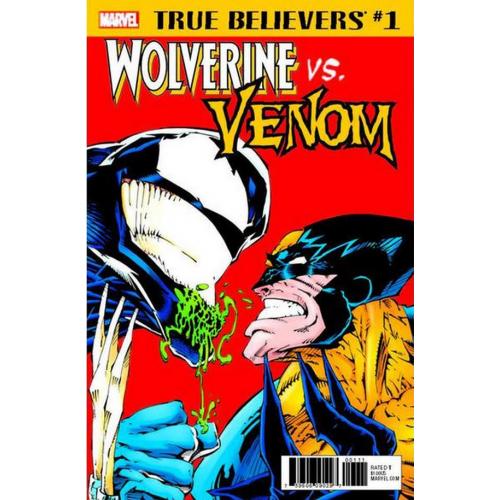 WOLVERINE VS VENOM 1 (VO)