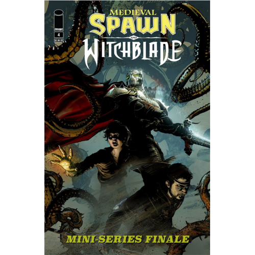 MEDIEVAL SPAWN / WITCHBLADE 4 (OF 4) (VO)