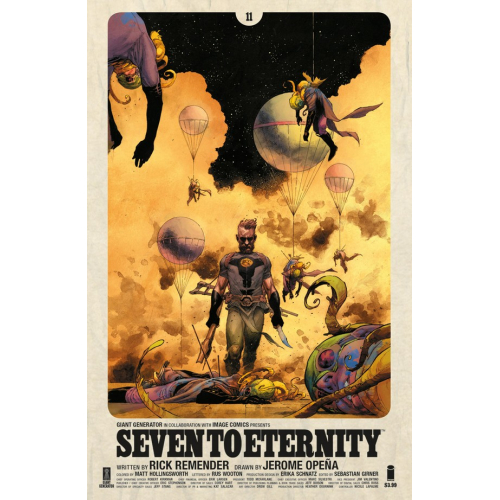 Seven to Eternity 11 (VO)