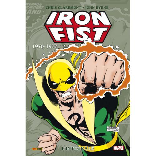 Iron Fist intégrale 1976-1977 (VF)