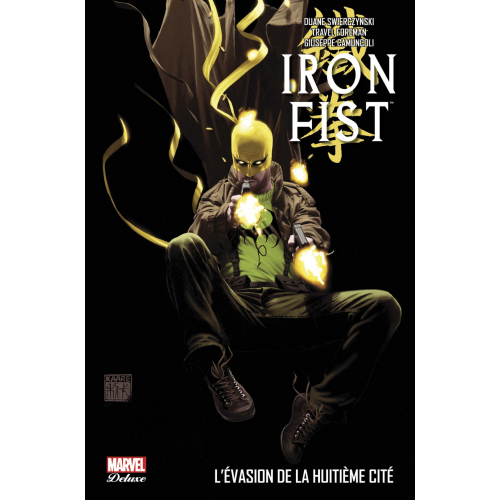 Iron Fist Deluxe Tome 3 (VF)