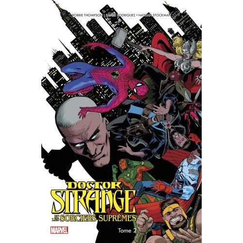 Doctor Strange et Les Sorciers Suprêmes Tome 2 (VF)