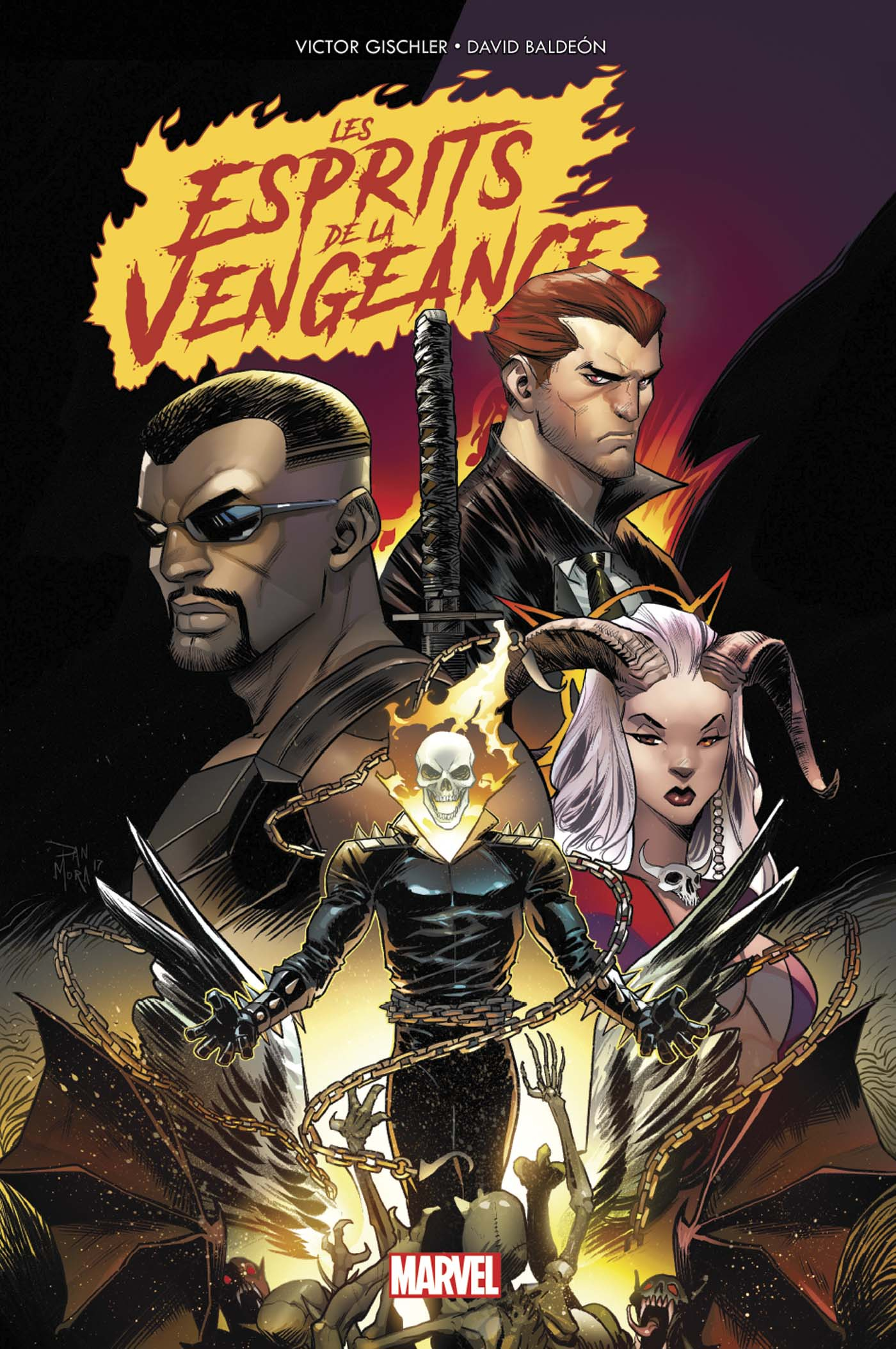 Spirits of vengeance Tome 1 (VF)