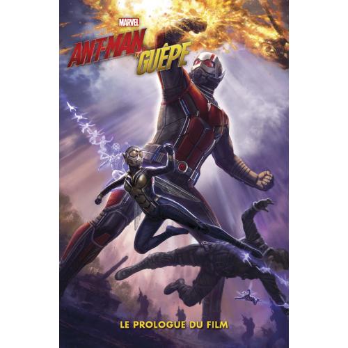 Ant-Man et la Guêpe - Le Prologue du film (VF)