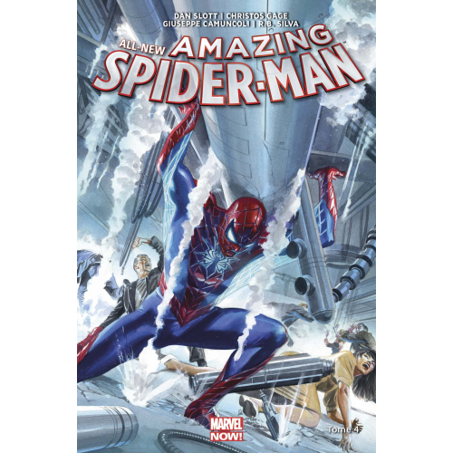 All-New Amazing Spider-Man Tome 4 (VF)