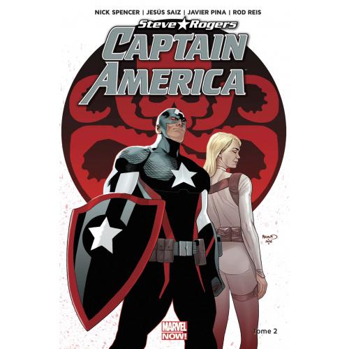 Captain America : Steve Rogers Tome 2 (VF)