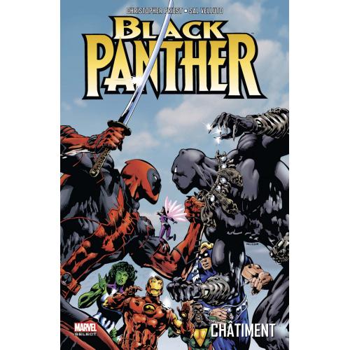 Black Panther par Christopher Priest Tome 2 (VF)
