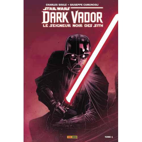 Dark Vador - Le seigneur noir des siths Tome 1 (VF)