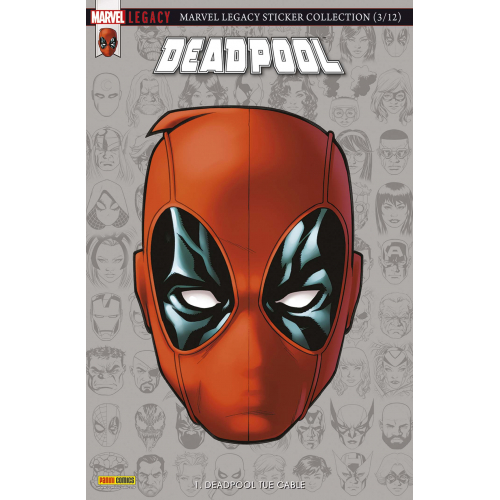 Deadpool Legacy n°1 (VF)