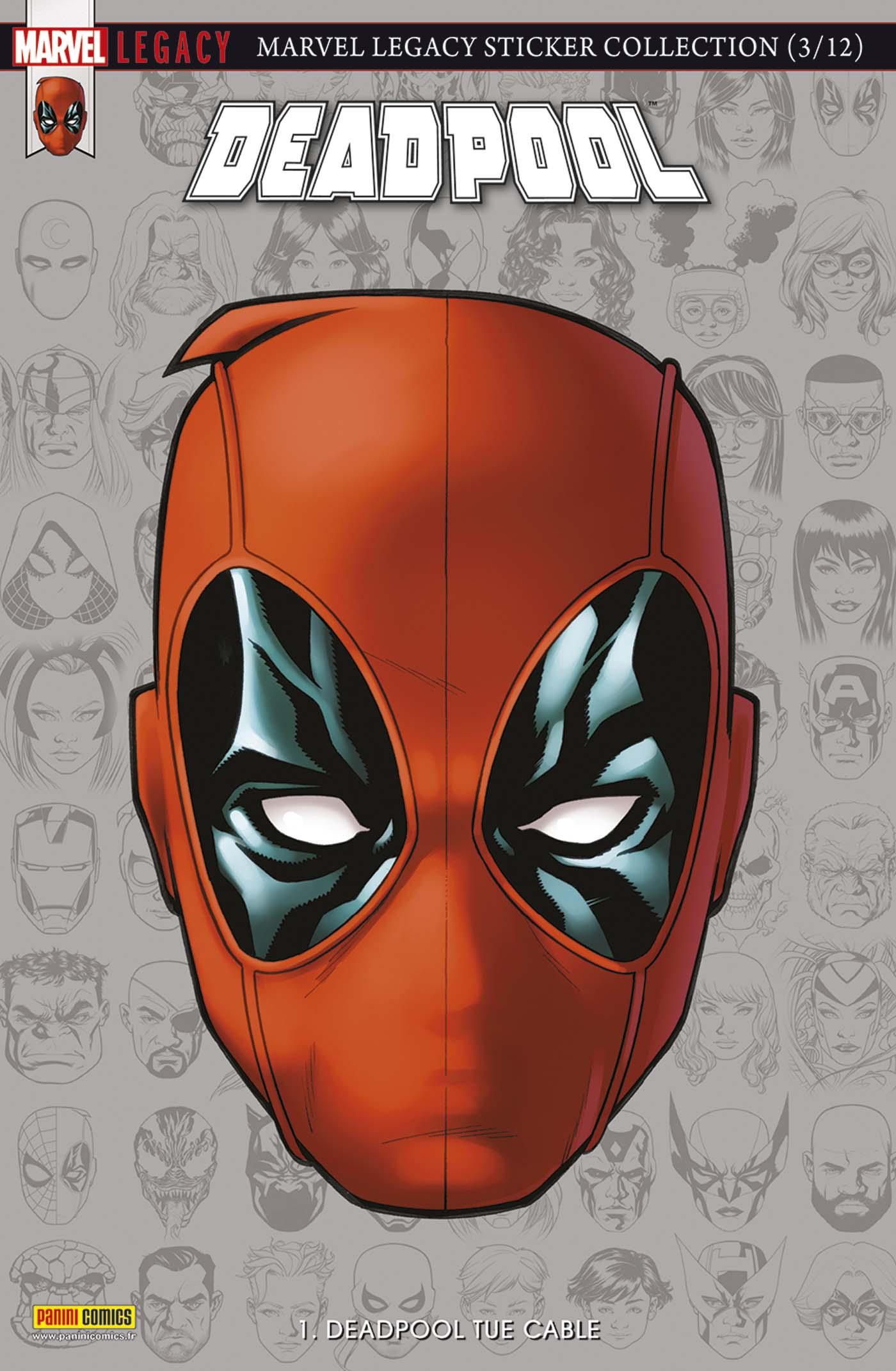 Deadpool n°1 (VF)