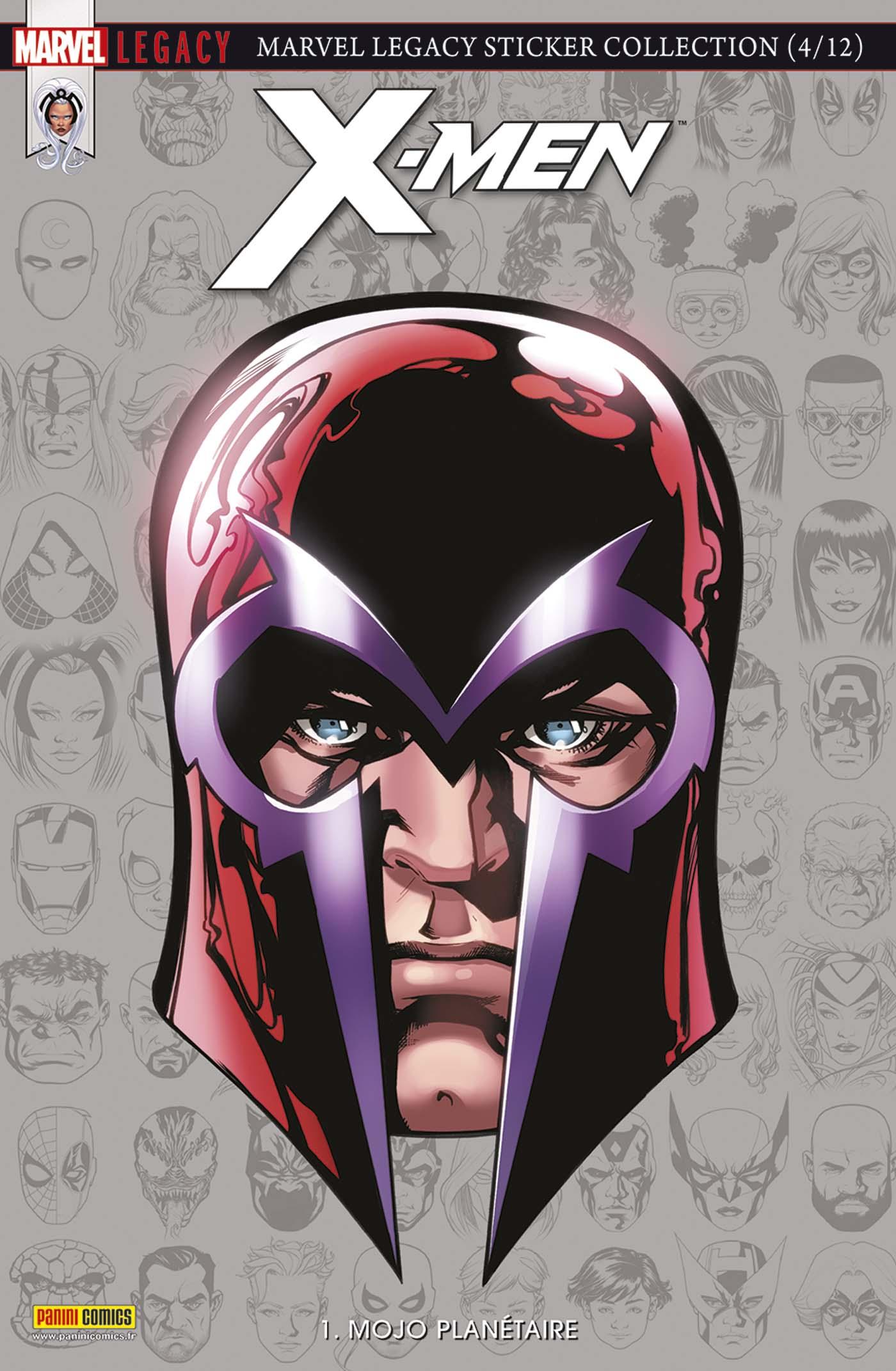 X-Men Legacy n°1 (VF)