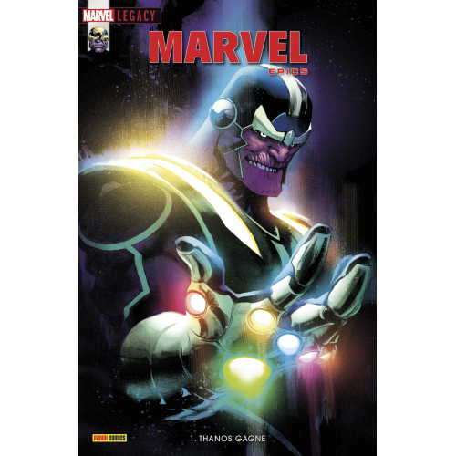 Marvel Legacy - Marvel Epics n°1 (VF)