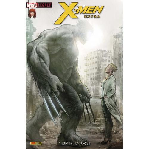 Marvel Legacy - X-Men Extra n°1 (VF)