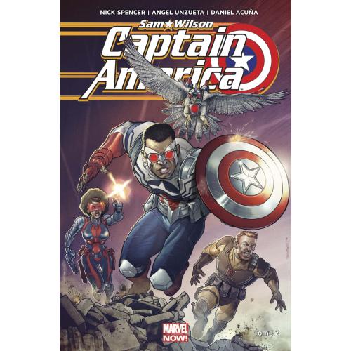 Captain America : Sam Wilson Tome 2 (VF)
