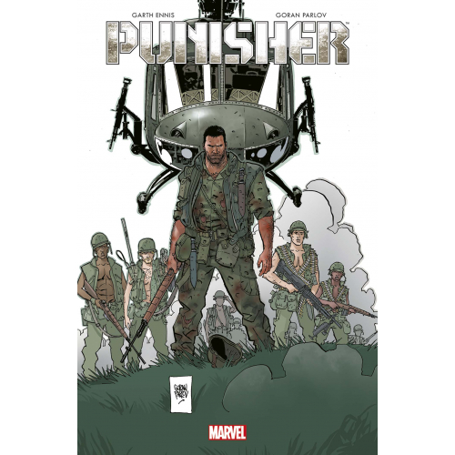 Punisher : The Platoon (VF)