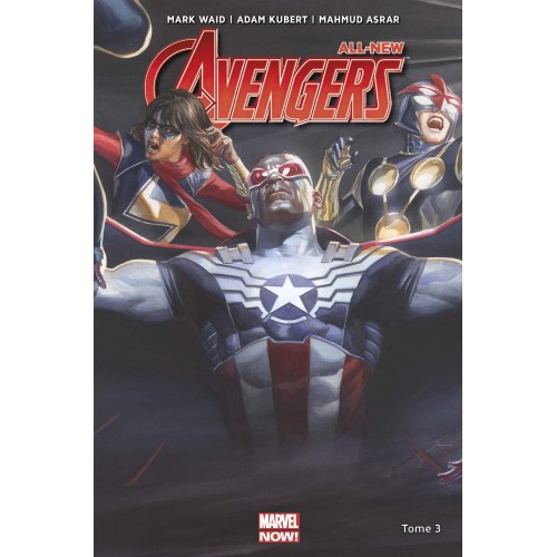 All New Avengers tome 3 (VF)