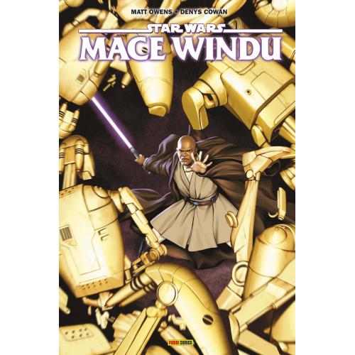 Star Wars - Mace Windu (VF)