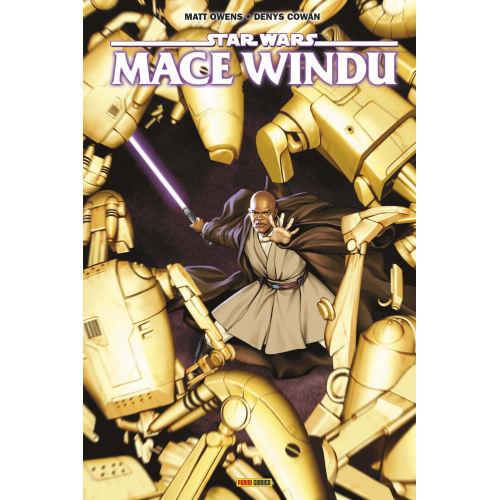 Star Wars - Mace Windu (VF)