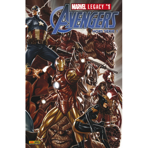 Avengers Hors Série n°1 (VF)