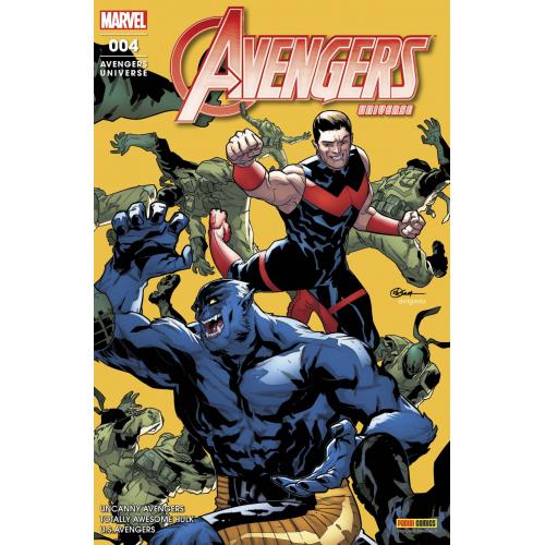 Avengers Universe n°4 (VF)