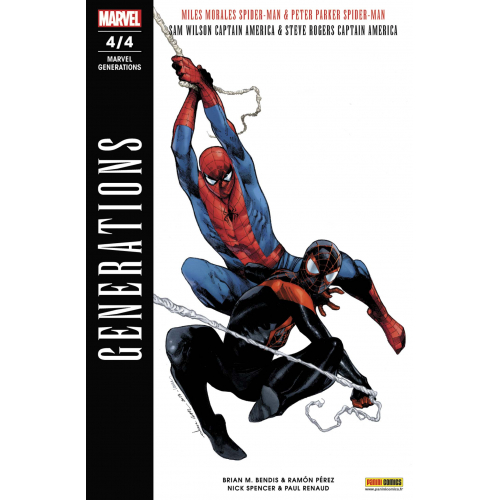 Marvel Generations n°4 (VF)