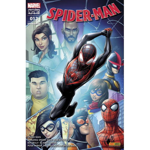 Spider-Man nº13 (VF)