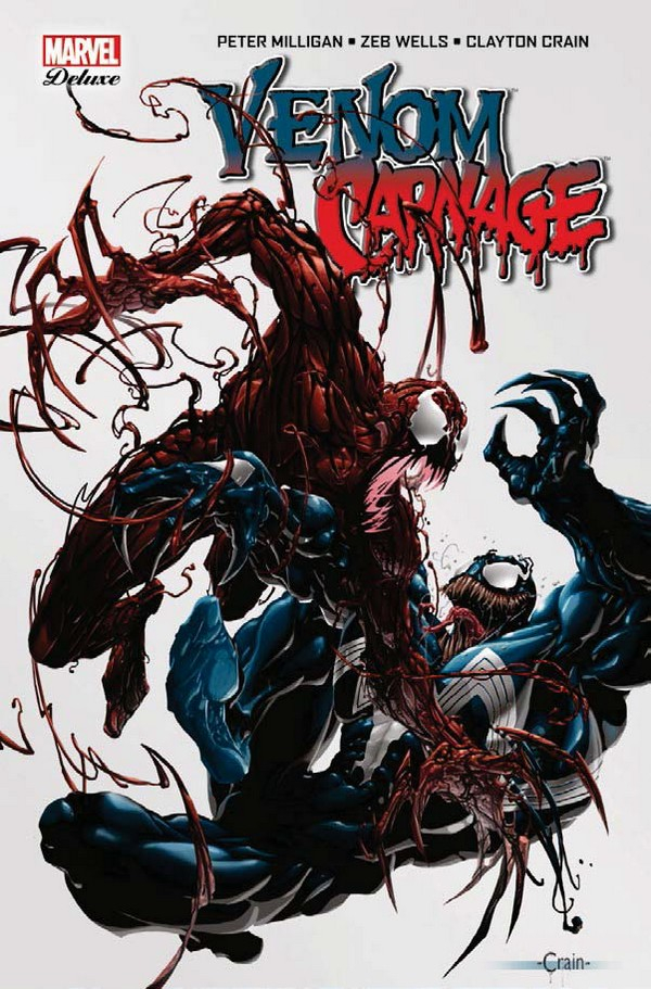 Venom Vs Carnage (VF)
