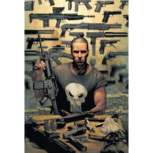 Punisher Max par Ennis et Robertson (VF)