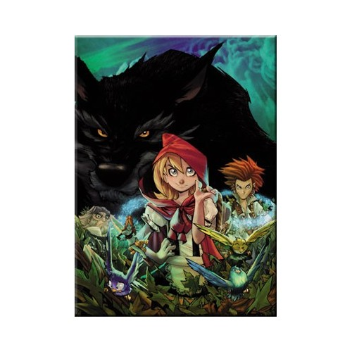 Magnet Fairy Quest French Cover