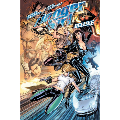 Danger Girl: The Deluxe Edition (VO)