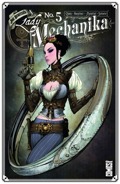 Lady Mechanika – Tome 5 (VF)