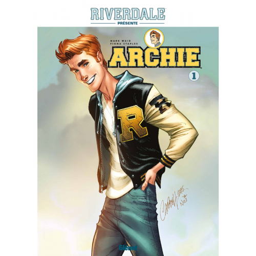 Riverdale présente Archie Tome 1 Edition Collector Original Comics 200 ex J. Scott Campbell (VF)