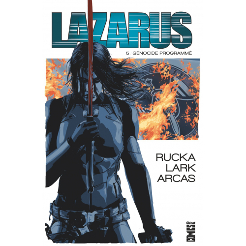 Lazarus Tome 5 (VF)