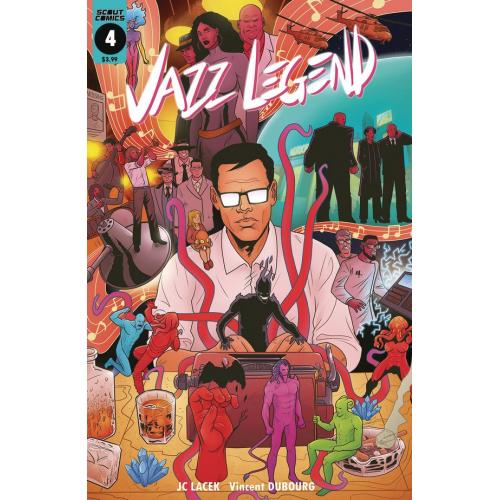 Jazz Legend 4 (VO)