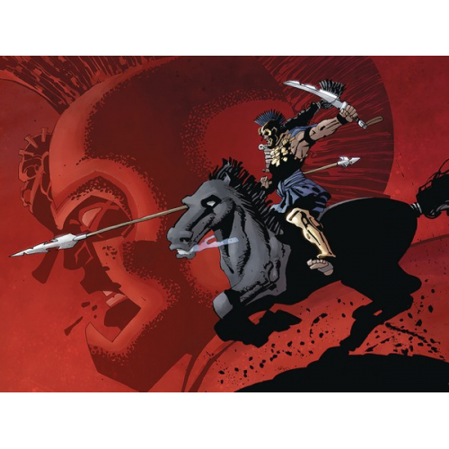 300 : Xerxes: The Fall of the House of Darius and the Rise of Alexander 5 (of 5) FRANK MILLER