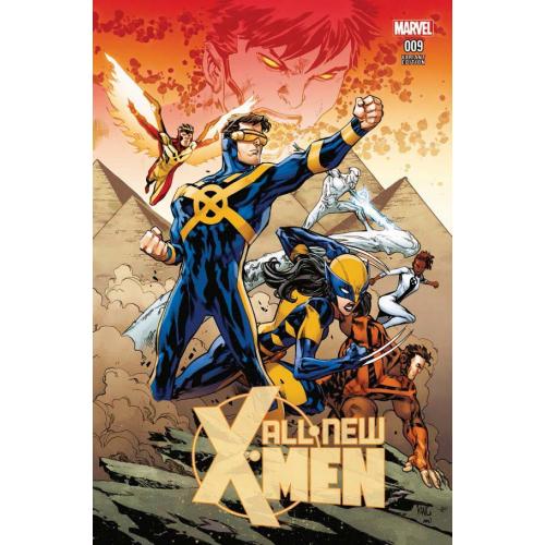 All-New X-Men Tome 2 (VF)